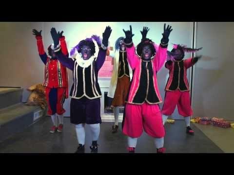 Piet Direction dansinstructie De Pieten feestdans - YouTube