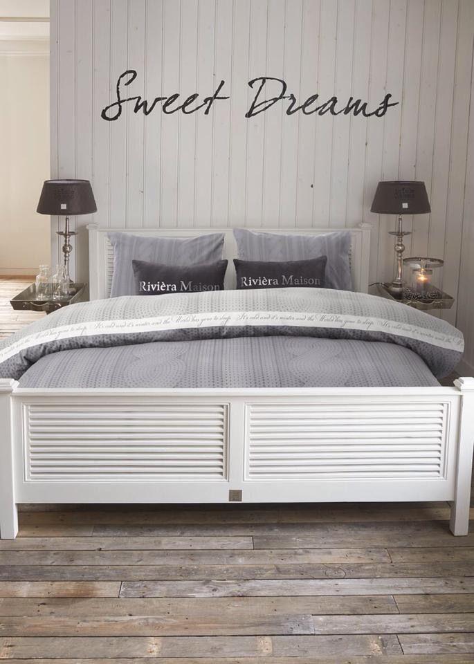 184 best Riviera Maison slapen images on Pinterest | Bedroom ...