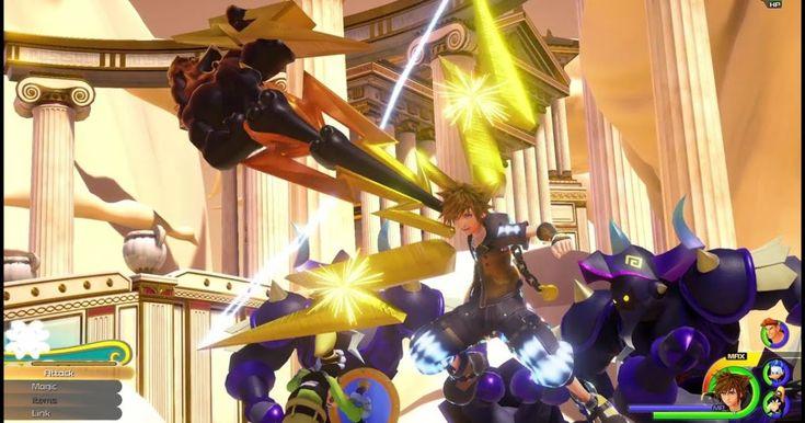 'Kingdom Hearts 3' trailer shows combat, but no release date  http://feeds.engadget.com/~r/weblogsinc/engadget/~3/sO2ZHWKQRcQ/