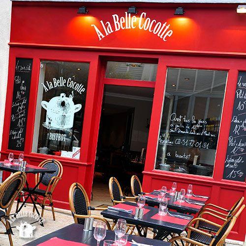un restaurant à Nantes ou tu manges tout dans des cocottes ! A midi une formule à 11.- euro la cocotte ( certes on est en france )