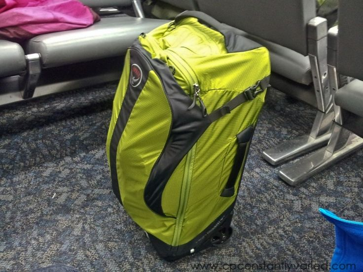 Osprey Ozone Wheeled Luggage 22