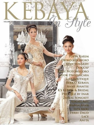Anne Avantie is one of the inspirational Indonesian Kebaya designer through her ups and down.