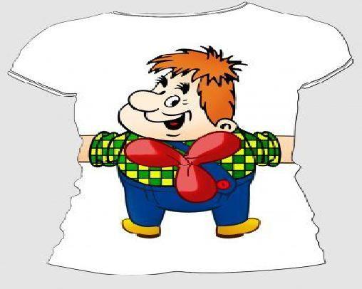 футболки Футурама