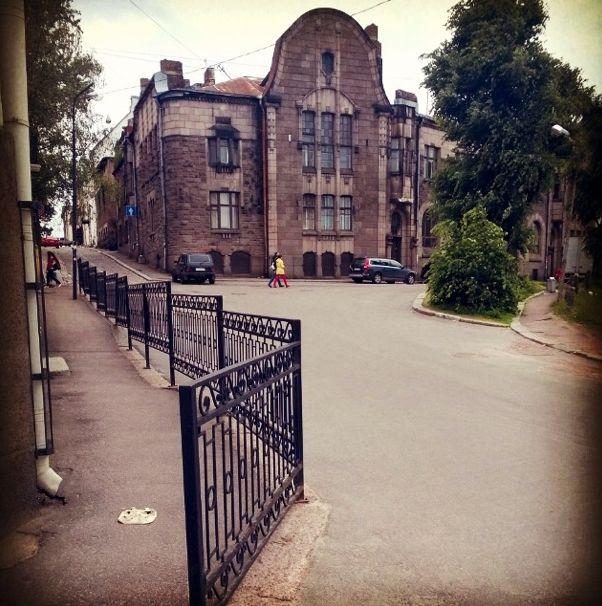 #architecture #vyborg #viipuri #suomi #finland #russia #arch #north