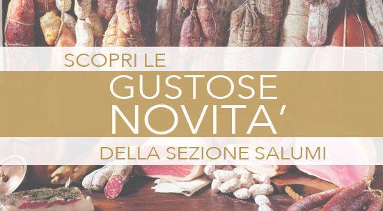 Gusti di Toscana ha reso la pagina #salumi ancora più ricca di scelta. Scopri i #sapori tipici della nostra regione, come i salumi di maiale, cinghiale, cervo, capriolo! #Qualità confezionata per te al momento della spedizione. http://bit.ly/1EzcswI #taste #madeintuscany #gusto #buonacucina