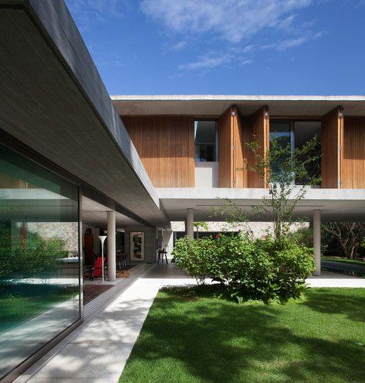 Galeria de Casa do Jardim da Cidade / Perkins + Will – 8   – modern exterior