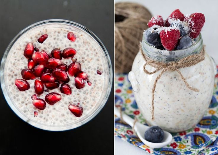 Meatless Friday: cum sa incorporezi semintele de chia in retete. 10 idei care te vor ajuta sa le mananci mai des - www.foodstory.ro
