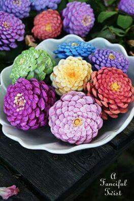 They really do look like chrysanthemums.