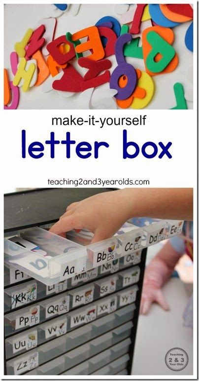 Teach toddlers their letters #alphabet #toddlers #preschoolers