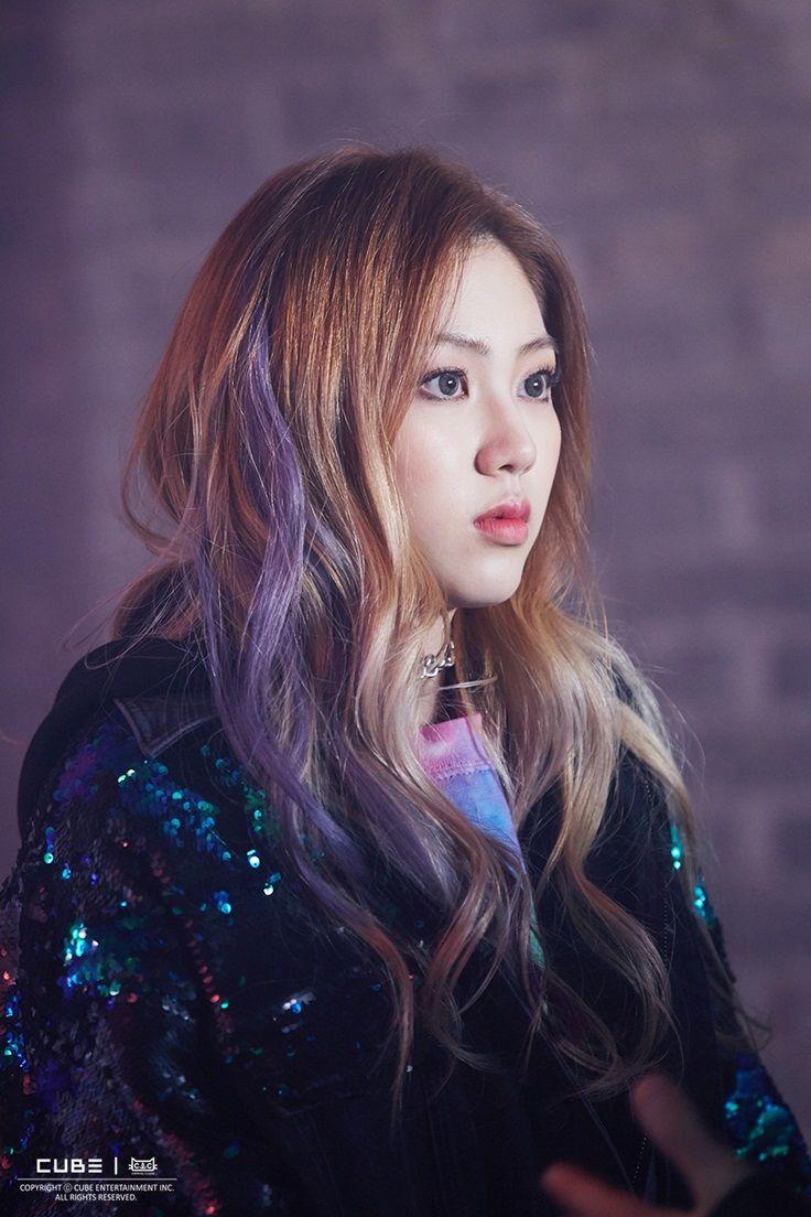 CLC - Eunbin