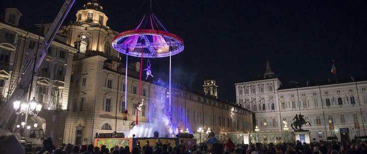 Vertigo Cirque #circus #turin