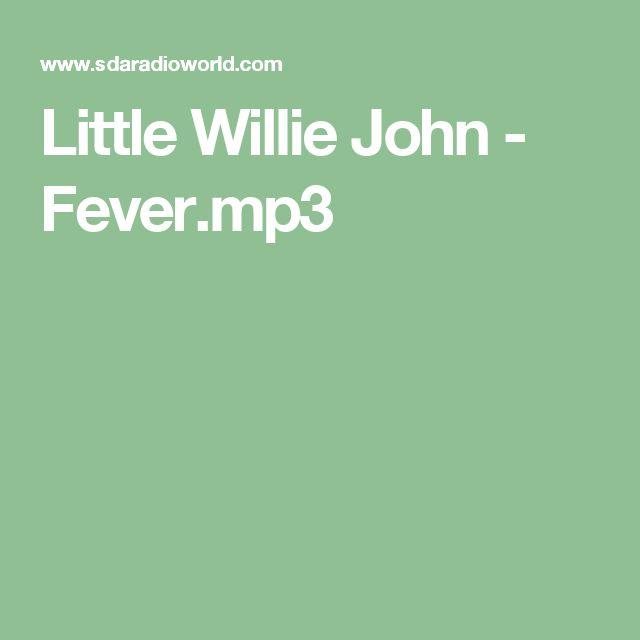 Little Willie John - Fever.mp3