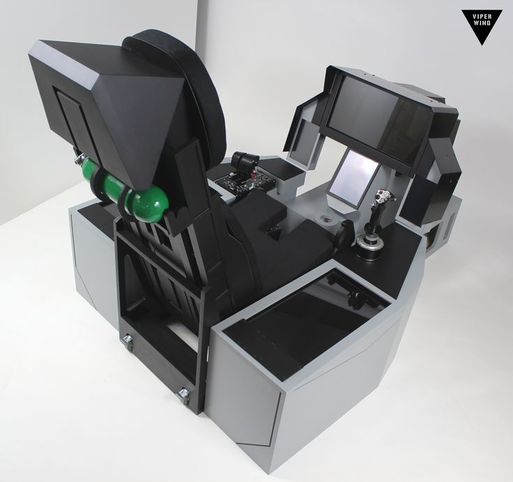 F-35 / Universal Simulator for best fighter jet simulators out there! FSX, PREPAR3D, DCS World, BMS... Notice the detachable center mounted stick adapter! More pictures and video at www.viperwing.com