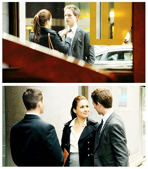 suits rachel and mike dating Harvey finds out from the jury foreman that mike was found not guilty of fraud  we see mike not marrying rachel and the episode closes with.
