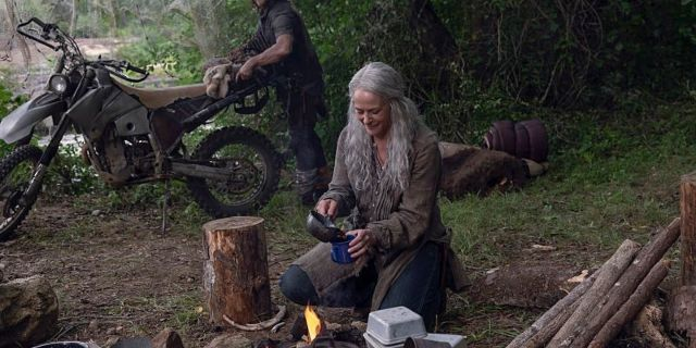 The Walking Dead S Norman Reedus Explains Daryl And Carol S Special Relationship Walking Dead Season 9 The Walking Dead Walking Dead Season