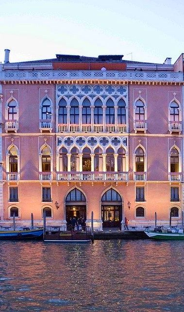 Hotel Danieli in Venice, Italy | Luxury Hotels | Best European Hotels | Well Living Hotels | For more inspirational ideas take a look at: www.bocadolobo.com