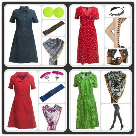 Se eller gense Friday favourites og læs mere om kjoler lige nu på bloggen!