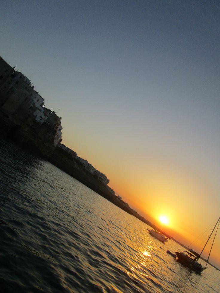 klid v zatoce italie