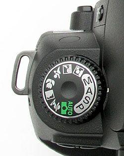Nikon D70 Digital Camera Review: Operation & User Interface