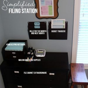 Best 25+ Home filing system ideas on Pinterest | Filing ...