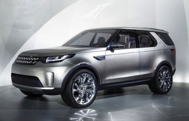 2016 Land Rover Discovery 5, 2016 Land Rover Discovery 5 interior and exterior, 2016 Land Rover Discovery 5 engine, 2016 Land Rover Discovery 5 price