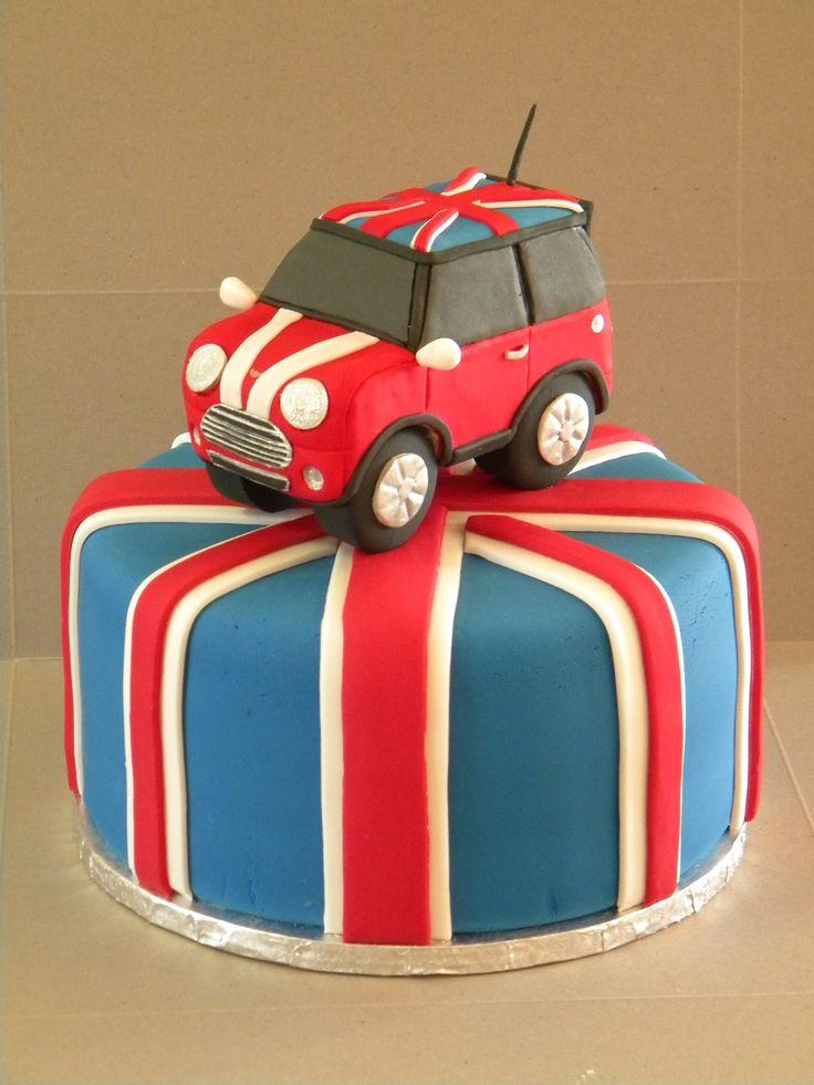 British invasion cake