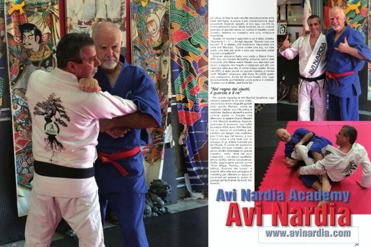 Hanshi Patrick McCarthy su Cintura Nera di maggio