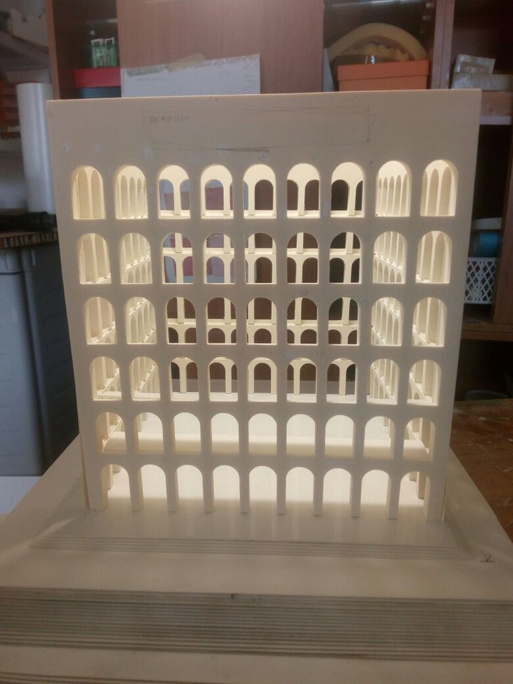 Historical Architectural Models