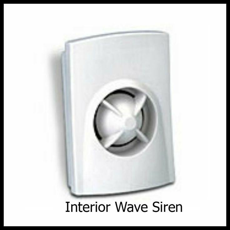 Interior Wave Siren.