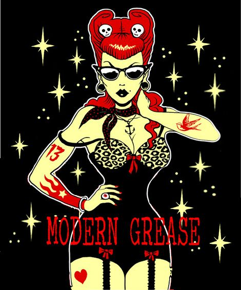 Modern Grease Clothing Co. www.moderngrease.com.. Awesome rockabilly  clothing site!