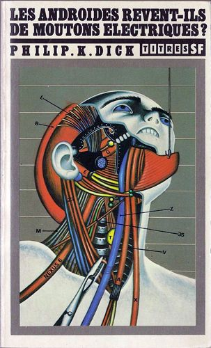 best do androids dream of electric sheep images 1979 french cover of philip k dick s do androids dream of electric sheep