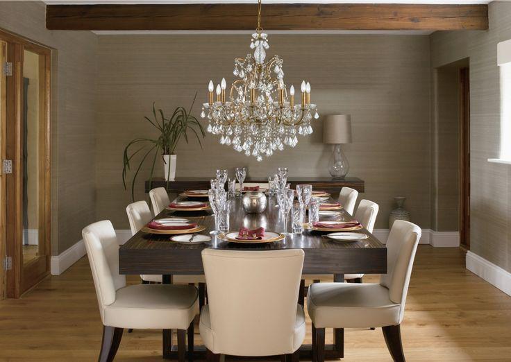 30 Best Chandeliers Images On Pinterest  Lighting Online Dining Beauteous Crystal Dining Room Chandelier Inspiration Design