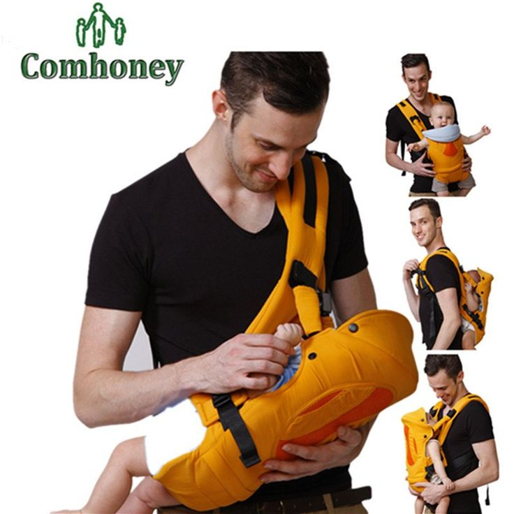 Comhoney Ergonomic Baby Carrier Re-hold Infant Backpack Carrier For Baby Care Toddler Sling Kangaroo Baby Suspenders For Newborn