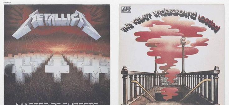 Vinilos. Las mejores portadas de discos de la historia