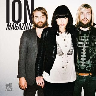 ION #61 featuring BAND OF SKULLS