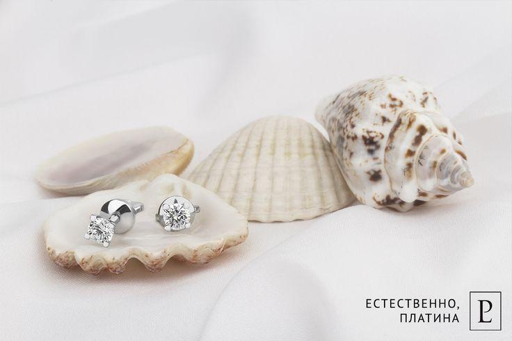 Внимание, акция! На все серьги-гвоздики скидка 15%! Только до 15 ноября!  #PlatinumLab #earrings #brilliant #jewelry #jewellery #пусеты #серьги #гвоздики #platinum