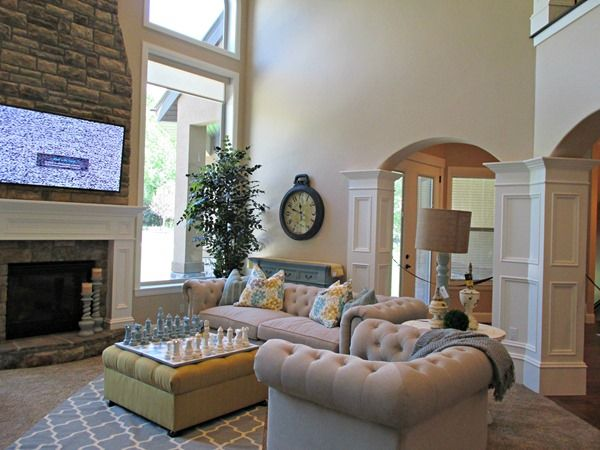 Trotting by Kwal - Favorite Paint Colors   Home: Living Room ...