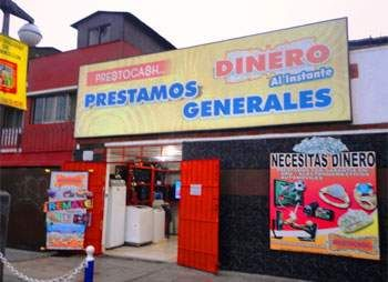 CASA DE EMPEÑO LIMA PRESTOCASH (AV. HUAYLAS 983 - CHORRILLOS)