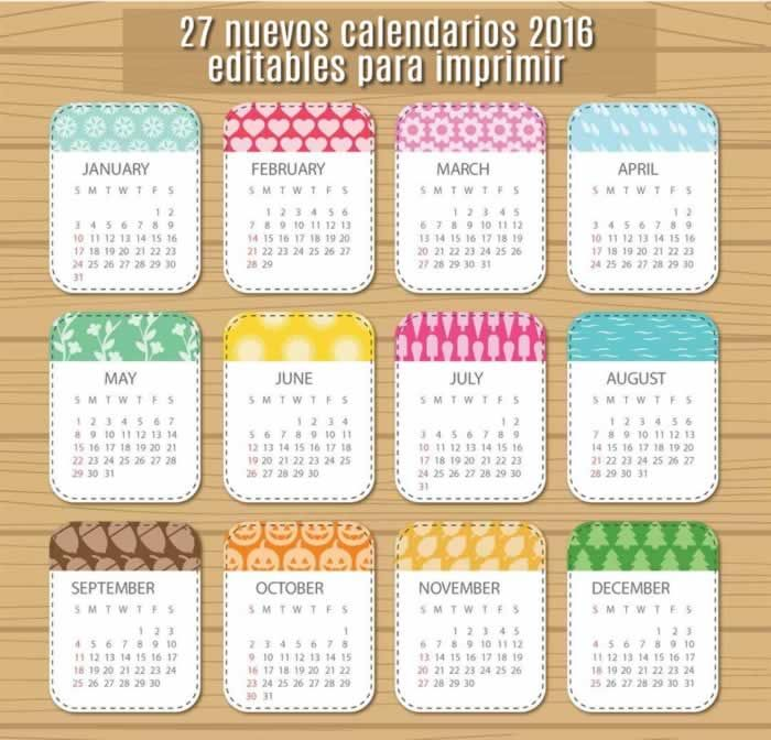 158 best Calendarios. images on Pinterest | Free printables ...