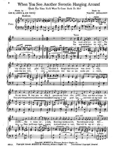 Public domain sheet music free download in PDF or MIDI on