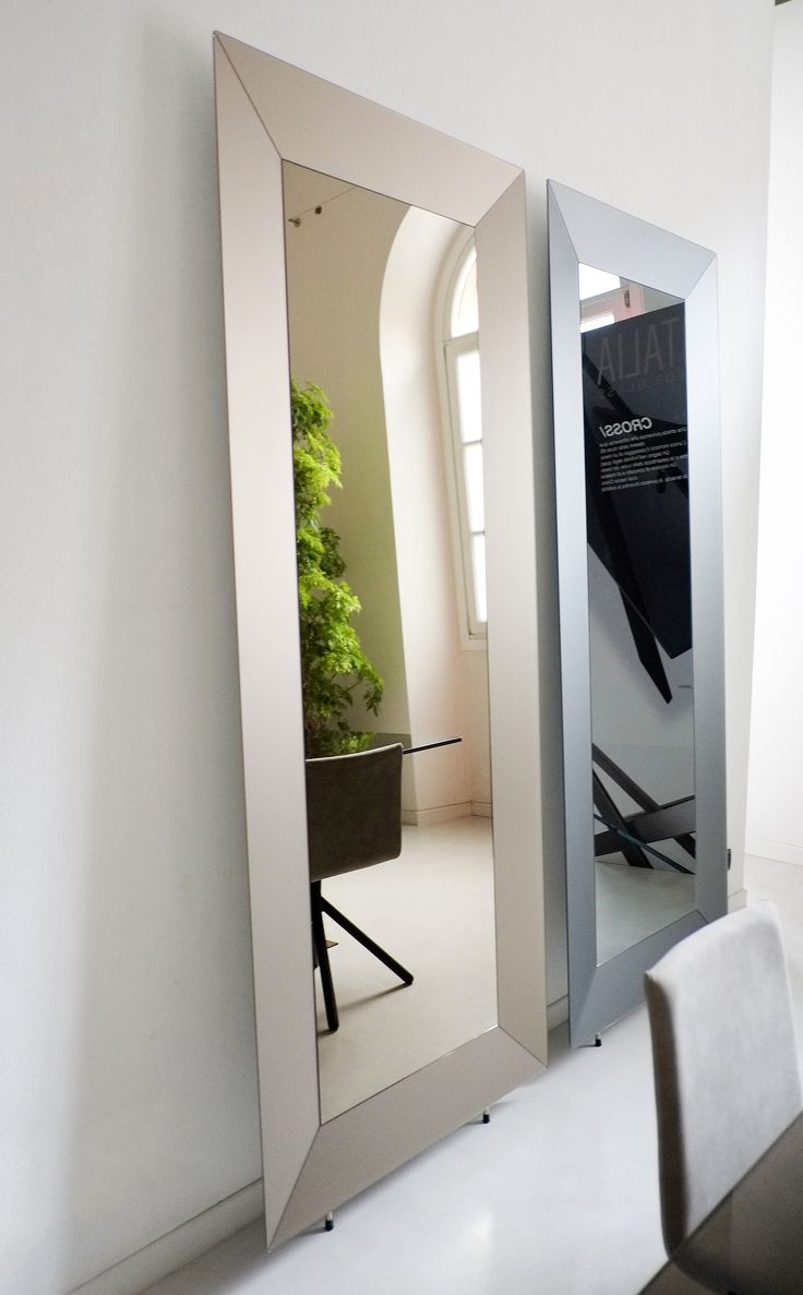 Customize your Denver mirror with new frosted finishes for the frame