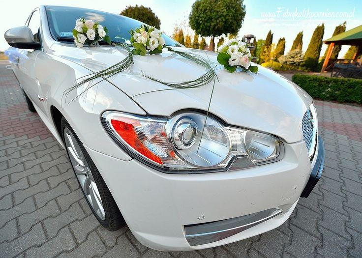 Jaguar do ślubu XF S