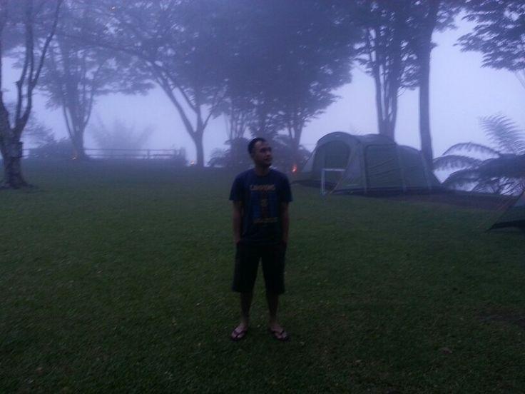 #Fog #Tanakita #Cold #Gloomy