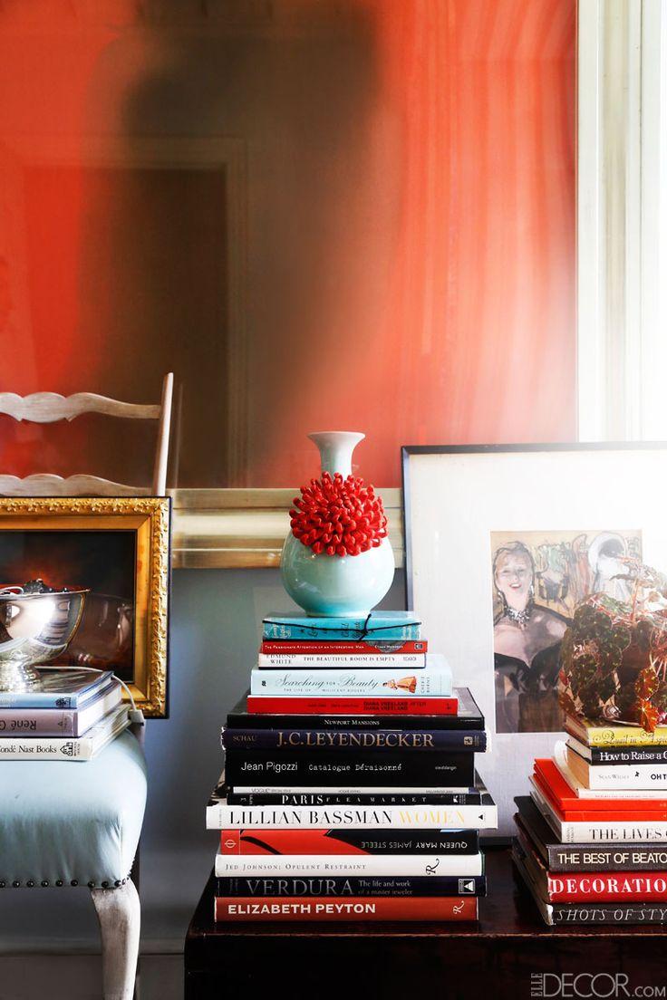 Brown marble bathroom miles redd - Miles Redd S Vase Collection Styling