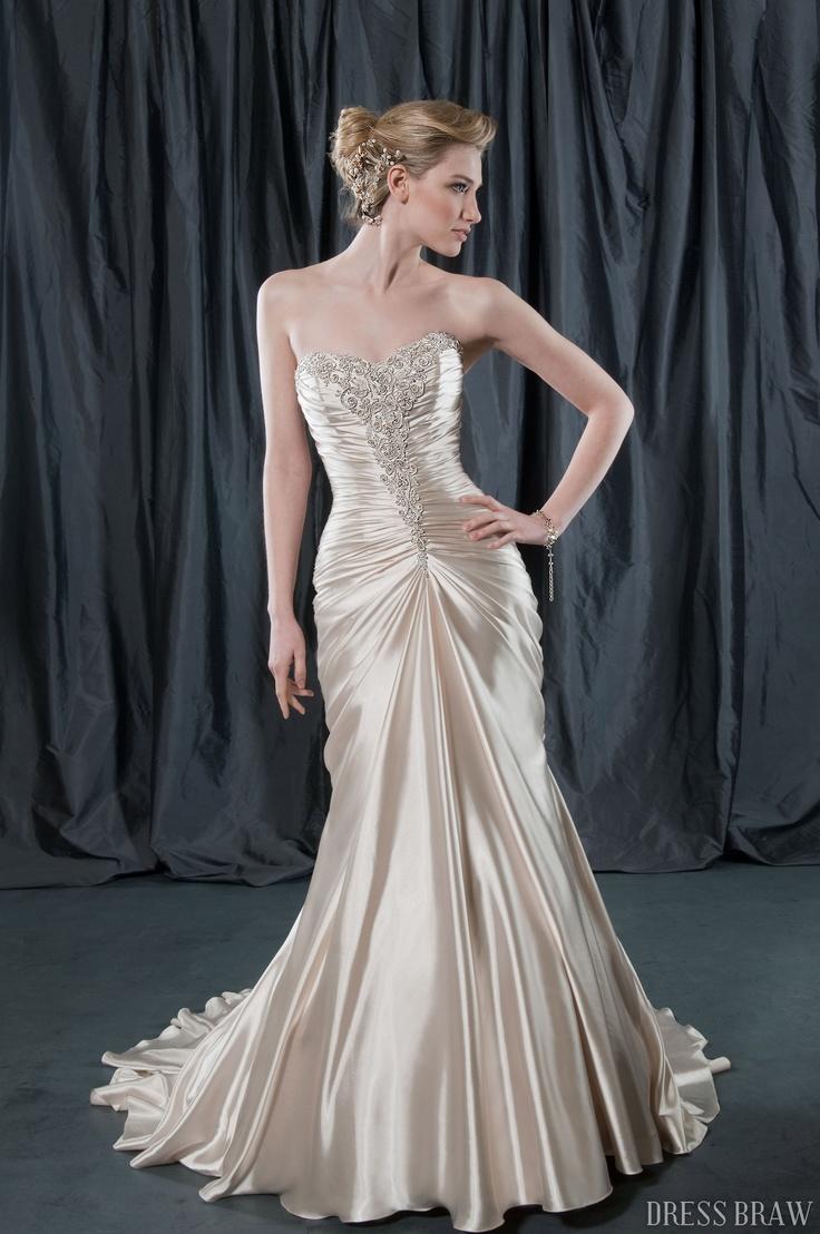 Stunning Old Hollywood Glamour Wedding Dress Photos - Styles & Ideas ...
