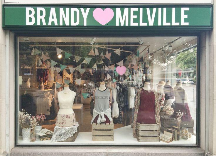 Brandy Melville Zurich