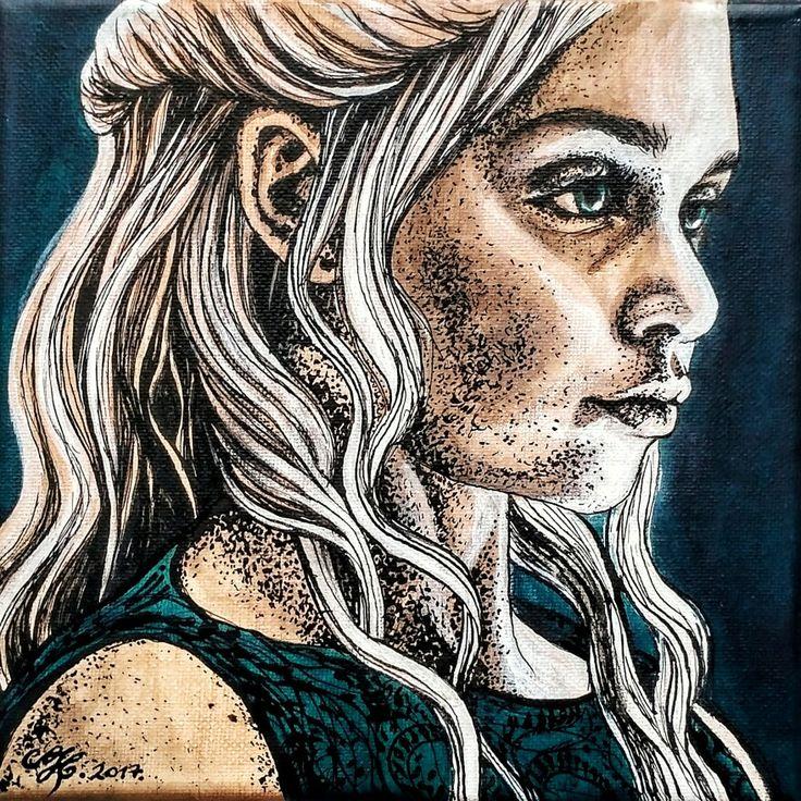Daenerys, 2017