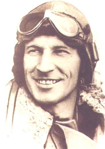 Great Australian aviator, Kingsford Smith.