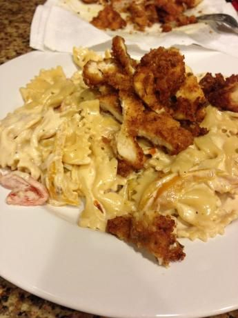 Cheesecake Factory's Louisiana Chicken Pasta......this dish is delicious and taste exactly like the dish served at The Cheesecake Factory....