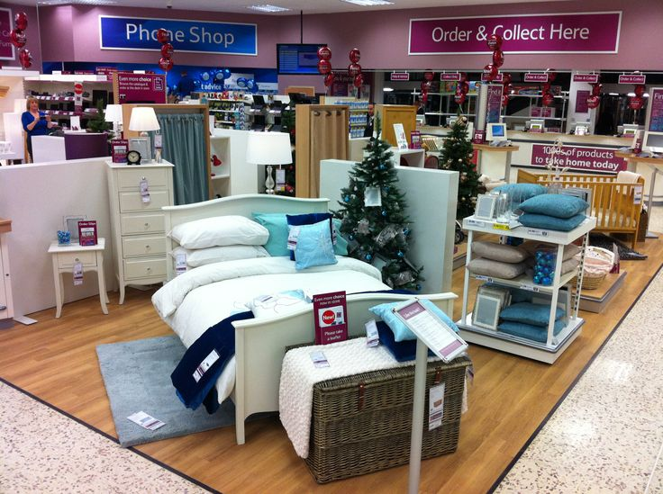 Tesco - Order & Collect - Direct - Catalogue Shop - Visual Merchandising - Room Setting - StillVM - Clear Retail Group - www.clearretailgroup.eu